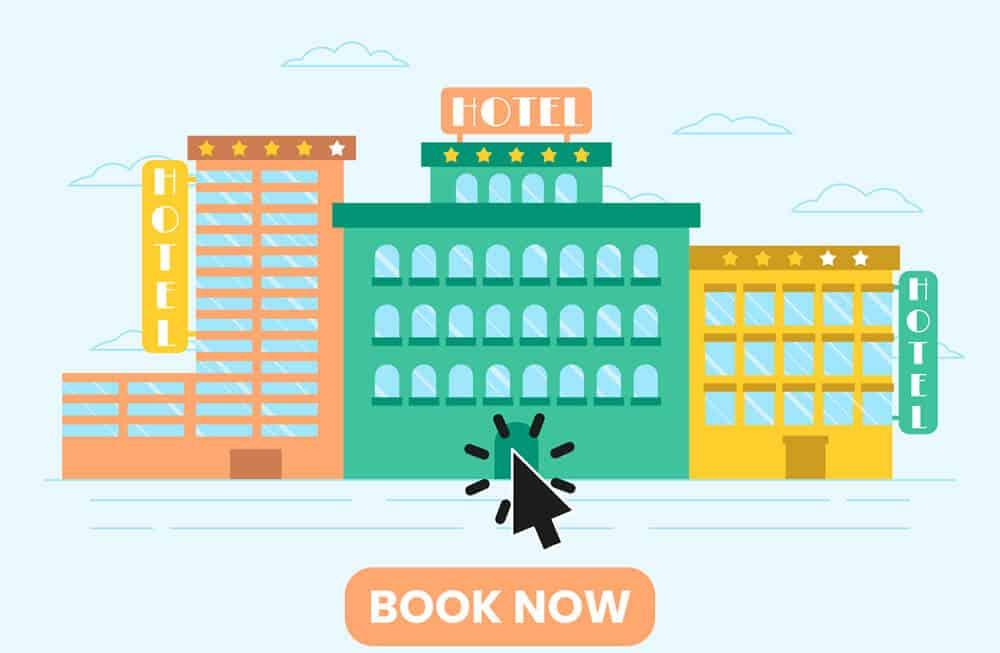 Online Hotel Booking Nepal